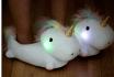Pantoufles licorne - Avec lumières - en peluche 1