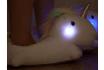 Pantoufles licorne - Avec lumières - en peluche 3