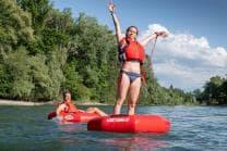 River Tubing - 3 Stunden auf der Aare, 1 Person
