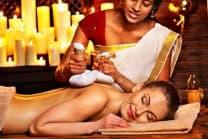45-minütige Massage & Tee - für 1 Person - Spa Hotel 4*Macchi in Châtel
