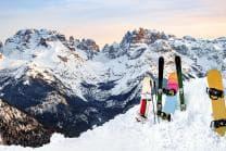 Ski- und Snowboardtour -  Wildstrubel