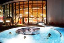 4* Hotel Wellness Übernachtung - inkl. Eintritt ins aquabasilea mit Sauna und Spa