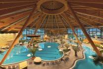 4* Hotel Wellness Übernachtung - inkl. 3-Gang-Menü und Eintritt ins Aquabasilea
