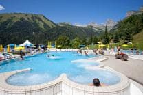 Wellness Aufenthalt im Wallis - 1 Nacht im Thermalbad Les Bains d'Ovronnaz