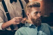 Luxuriöses Hair-Styling - inkl. Pflege-Set, für 1 Mann