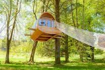 Baumhütten-Übernachtung - 1 Nacht für 2 Personen