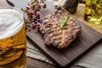 Beer & Dine für 2 - 6-Gang-Menü mit 6 Biersorten