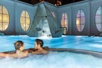 Day Spa für 2 in Bad Ragaz - Erholung in der Tamina Therme
