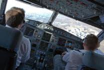 Flugsimulator Airbus A320-200 - Schnupperflug für 1 Person, 60 min