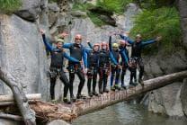 Canyoning  Fun für 3 Stunden - in Chli Schliere