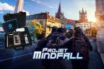 Escape game Projet Mindfall  - Escape game en extérieur qui mettra vos talents à rude épreuve !