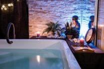 Entspannung und Spa - Luxuspaket - 2 Personen