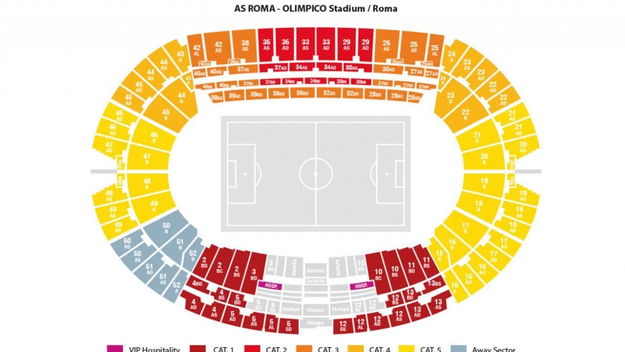 Tickets Lazio Rom