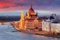 Budapest Städtetrip - 4 Tage im Wellness Hotel Rubin**** inkl. Frühstück