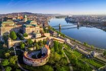 Kurztrip Budapest - 3 Tage im Wellnesshotel Stacio**** inkl. Frühstück