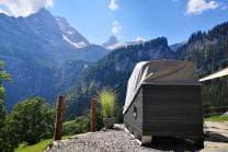 Alpenschlafkorb am Sternenmeer - Romantische Momente mit Millionen Sternen Ausblick für 2 Personen