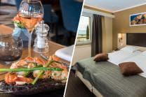 Kulinarischer Aufenthalt - Übernachtung in der Suite & 3-Gänge-Menü mit Weinbegleitung