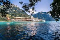 VIP Seerundfahrt - auf dem Vierwaldstättersee | 2 Personen | 1.Klasse
