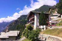 Alpenluft in Wallis - 1 Übernachtung, Halbpension für 2 Personen
