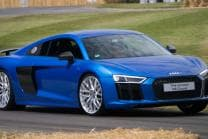 3h Audi R8 mieten - inkl. 300 Freikilometer