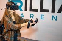 Virtual Reality Abenteuer - 50 Minuten Spielspass für 1 Person