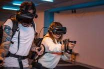 Virtual Reality Abenteuer - 50 Minuten Spielspass für 4 Personen