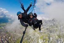 Tandem-Gleitschirmflug - Oberhalb des Berner Jura | für 1 Person