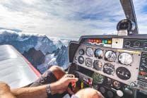 Privater Rundflug über Bern - 45 Minuten für 2 Personen