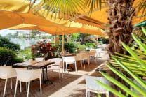 3-Gang-Menü und Snacks - Mahlzeit inkl. Getränke für 2 Personen im Cafe Bellagio in Montreux