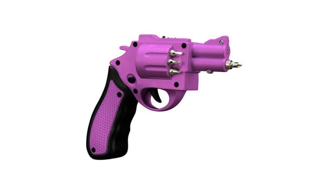 Rosa akkuschrauber