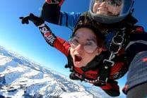 Fallschirm Sky Diving - Kandertal