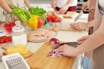 Abend-Kochkurse - Kulinarische Tipps und Tricks