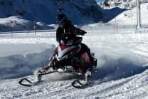 Snowmobile für 2 - Winter Action in Engelberg