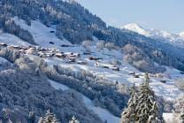 1 Nacht im Berggasthaus - inkl. Schneeschuhwanderung