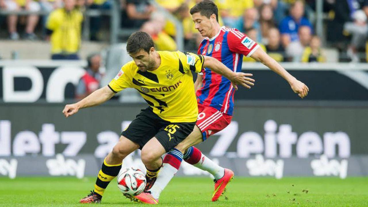 Tickets Für Borussia Dortmund
