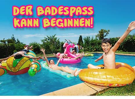 Badespass