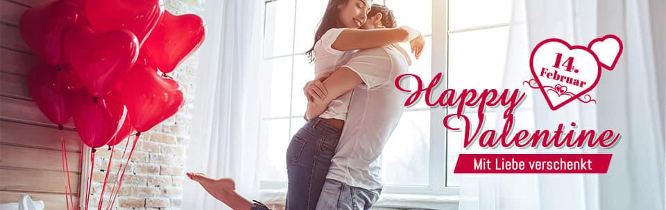 Die schönsten Valentinstags Geschenke