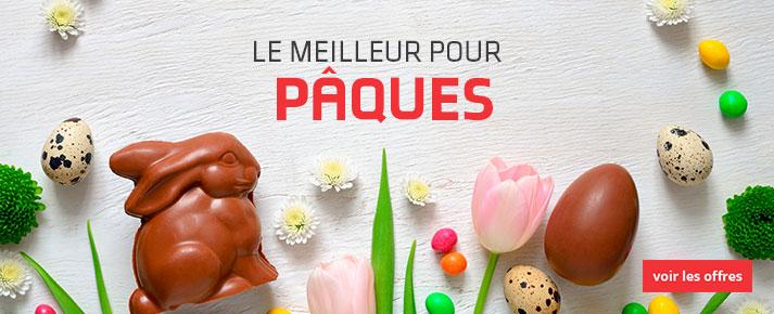 Tout pour Pâques